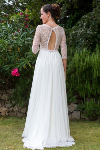 Robe de mariée bohème Kathleen Marylise
