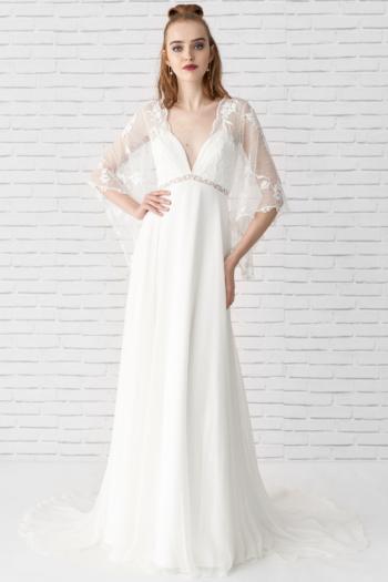 Robe de mariée bohème Que Je T'aime Marylise