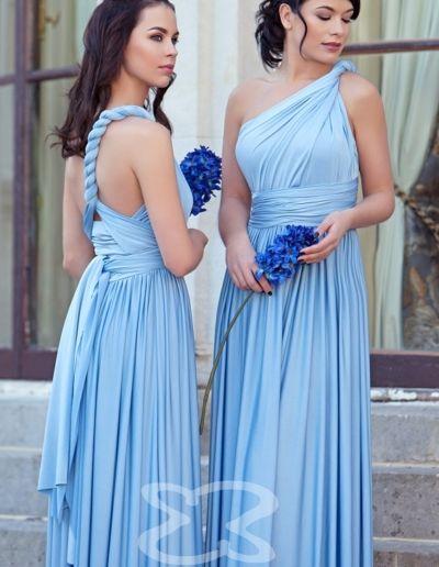 Diva - Robe de soirée et de demoiselle d'honneur - Caralys Nice - Alpes Maritimes (06)
