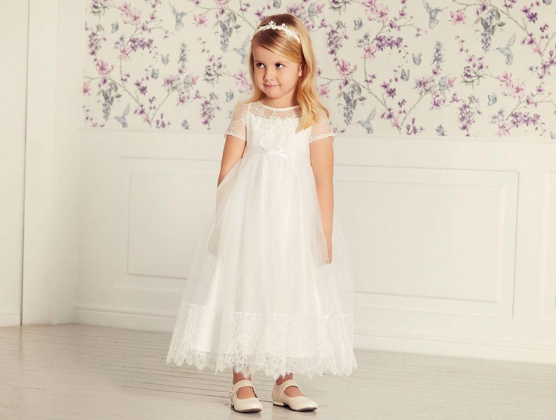 Les Petites Filles Robes De Ceremonie Enfants Caralys Mariage Nice 06