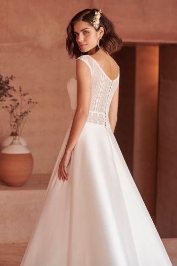 Robe de mariée bohème Oh my dear Romeao Marylise