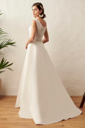 Robe de mariée bohème Oh my dear Romeo Marylise
