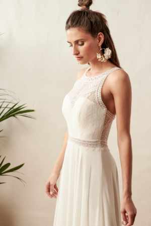 Robe de mariée bohème Rock my World Marylise