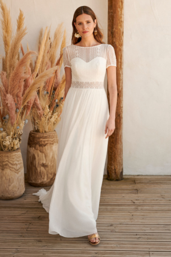 Robe de mariée bohème Simply the Best Marylise