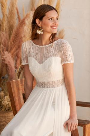 Robe de mariée bohème Simply the Best Marylise