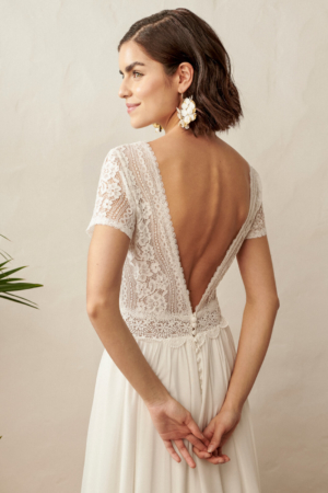 Robe de mariée bohème Soulsister Marylise