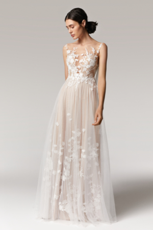 Robe de mariée bohème Primrose Anna Kara