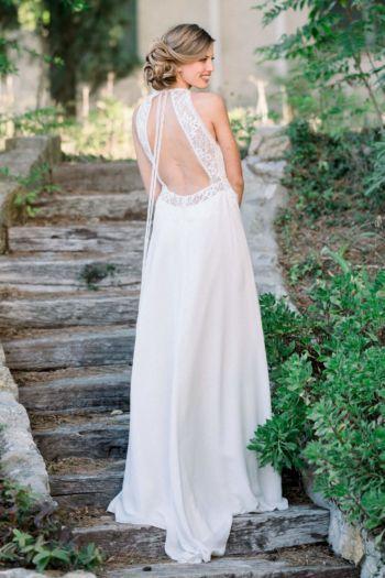 Robe de mariée bohème Aliéna Marylise