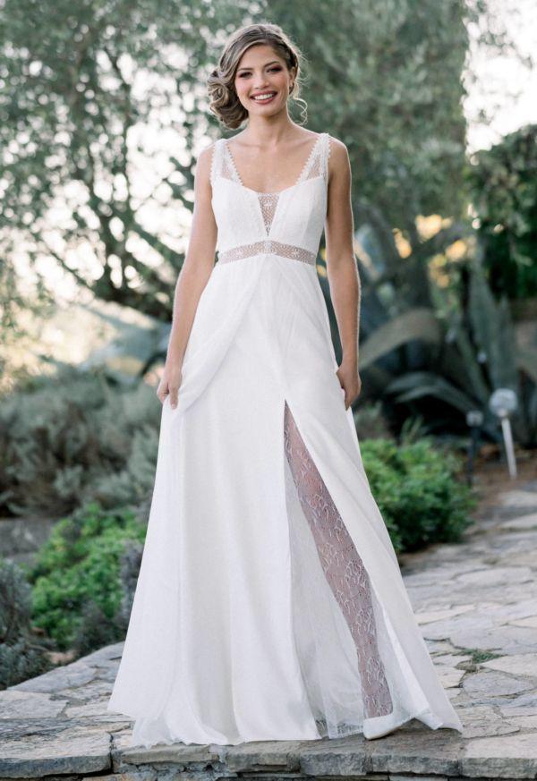 Robe de mariée bohème Liz Marylise