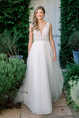 Robe de mariée bohème Mila Elizabeth