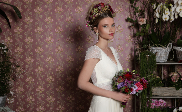 Robe de mariée Zénia