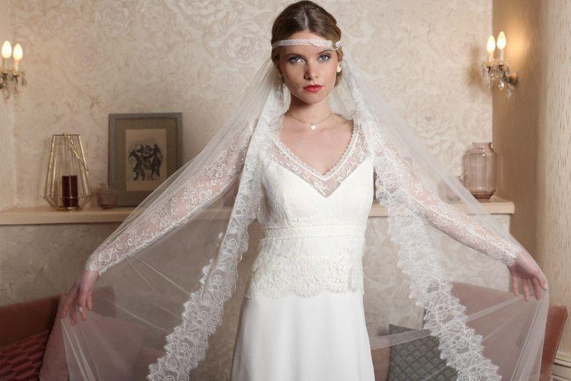 Le voile de la mariée - tradition ou effet de mode ?