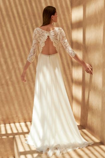 Robe de mariée bohème Aphrodite Marylise