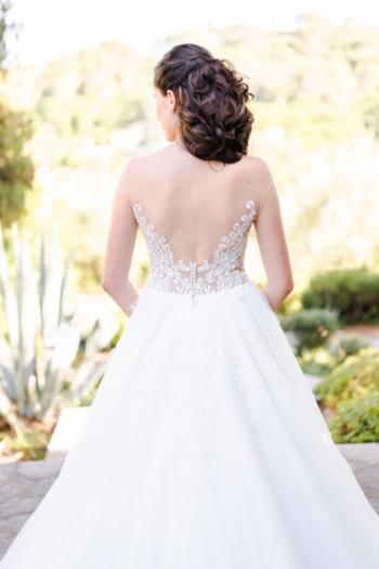 Robe de mariée bohème Eden Caralys