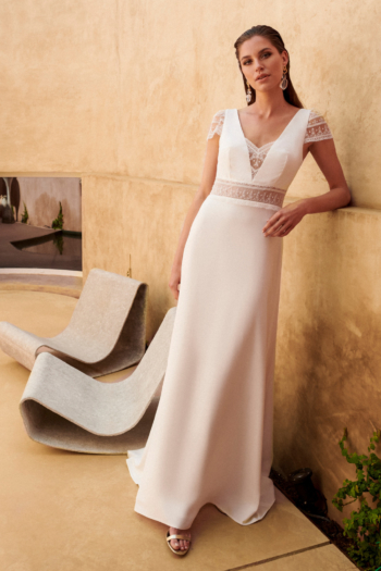 Robe de mariée bohème Rhéa Marylise