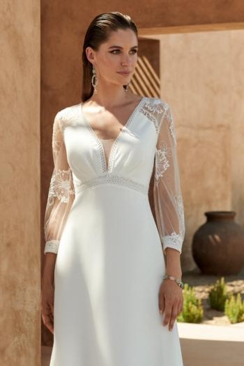 Robe de mariée bohème Antonia Marylise