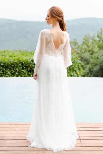 Robe de mariée bohème Bianka Caralys